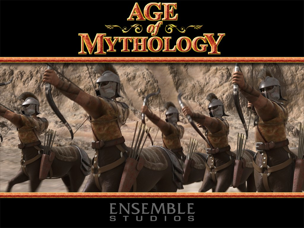 Age of Mythology Centaur