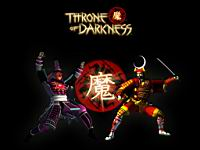 Jeu video - Throne of darkness