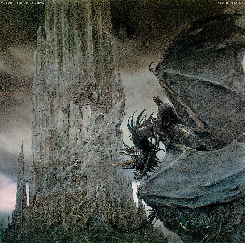 John Howe :: Illustrator - Portfolio :: Home / Moving Pictures ...