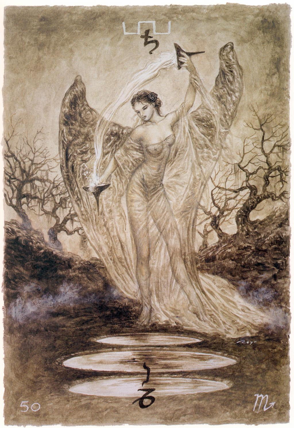 LUIS ROYO TAROT EBOOK