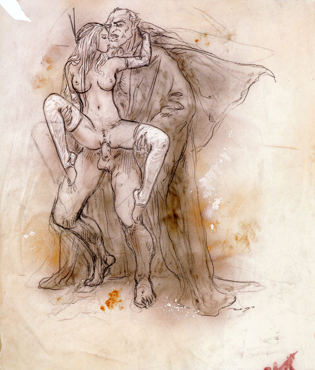luis royo prohibited